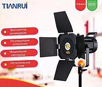 Комплект света COB tianrui сов для съемки профессиональных направленн