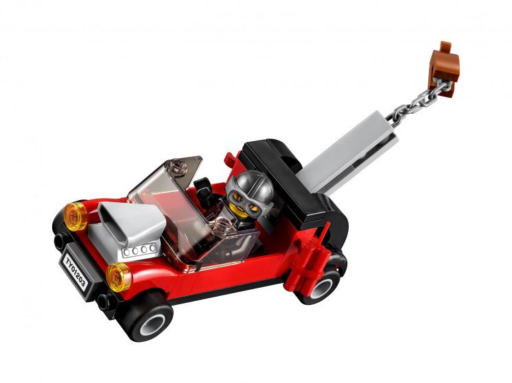 LEGO City 60276 Транспорт для перевозки преступников, конструктор ЛЕГО - фото 6