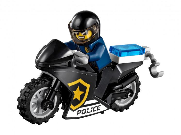 LEGO City 60276 Транспорт для перевозки преступников, конструктор ЛЕГО - фото 7