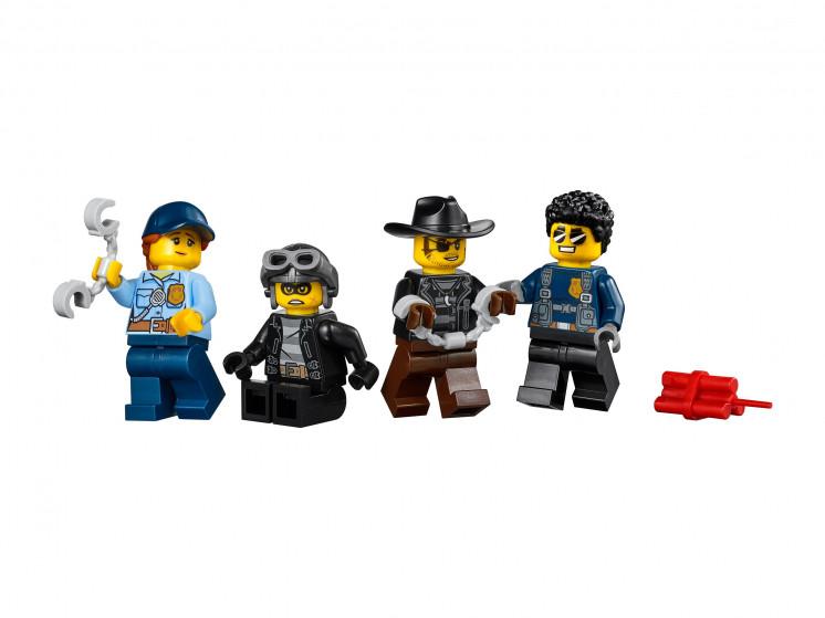 LEGO City 60276 Транспорт для перевозки преступников, конструктор ЛЕГО - фото 9