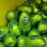 Яйцо шоколадное Мозер Рот Moser Roth с начинкой Hazelnut cream ореховый крем (Зеленые) 1кг