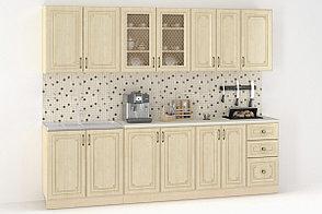 Шкаф кухонный 800, 2Д  как часть комплекта Гранд, Береза, MEBEL SERVICE (Украина), фото 2