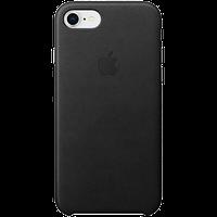 IPhone SE Gen.2/8/7 Leather Case - Black