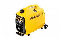 Генератор инверторный Denzel GT-3200iSE, 3.2 кВт, 230 В, бак 6 л, закрытый корпус, электростартер