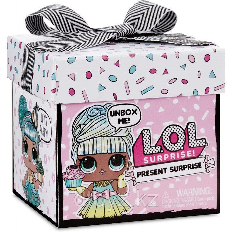 LOL Present Surprise - подарочная коробка с куклой
