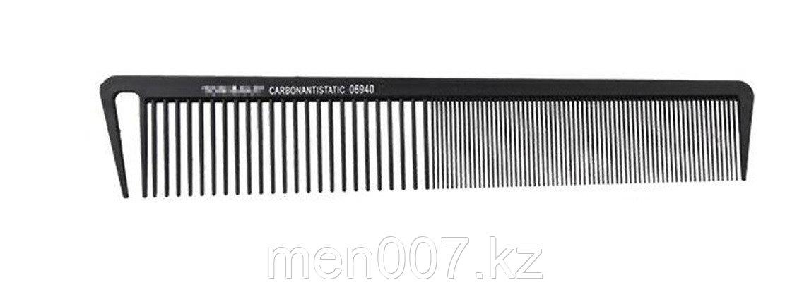 Расческа TONI&GUY Carbon Antistatic Comb, 22*4см (Копия)
