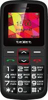 Мобильный телефон Texet TM-B217 черный