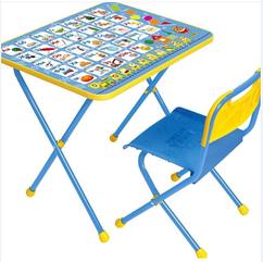 Набор детской мебели складной НИКА «Азбука»