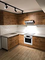 Современный кухонный гарнитур. Угловой. 2 на 3