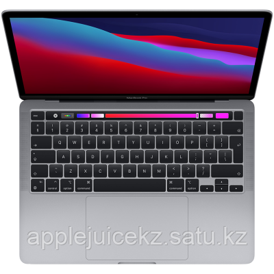 "Apple MacBook Pro 13"" (M1, 2020) 16 ГБ, 1 ТБ SSD, Touch Bar, «серый космос» СТО"