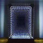 Акрил 1,5мм (зеркало полупрозрачный INFINITY MIRROR) 1,22*2.44, фото 6