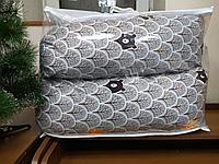 Подушка для беременных бежевый/мишки