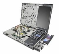 Восстановление корпусов ноутбуков