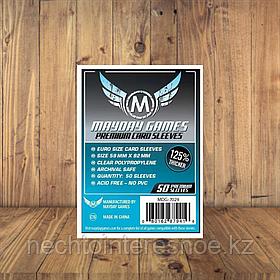 Mayday Premium Sleeves 59X92 mm 50 sleeves