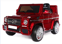 Электромобиль Mercedes-Benz G 6.5 AMG Red