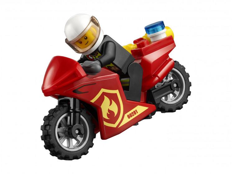 LEGO City 60281 Спасательный пожарный вертолёт, конструктор ЛЕГО - фото 6