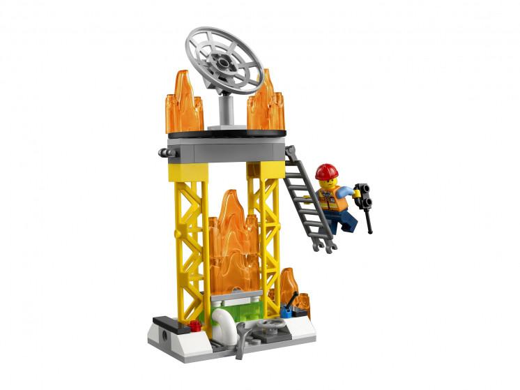 LEGO City 60281 Спасательный пожарный вертолёт, конструктор ЛЕГО - фото 7