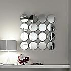 Серебрянный зеркальный листовой акрил (5мм) 1,22мХ2,44м, фото 6