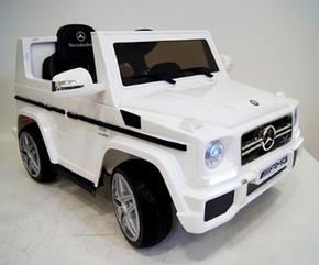 Электромобиль Mercedes-Benz G 6.5 AMG White