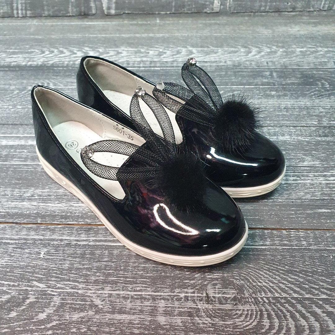 Туфли зайчики дев.