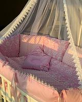Комплекты в детскую кровать