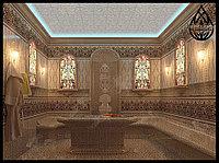 Дизайн турецких бань (хаммамов)