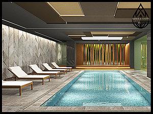 Дизайн скиммерных бассейнов