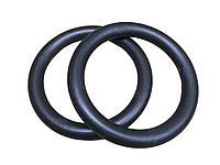 Кольца гимнастические 28 мм (без строп)