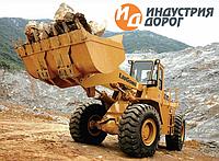 Аренда услуги - Фронтальный погрузчик Liugong ZL50C, объем ковша 3 куб.м., грузоподъемность 5 тонн