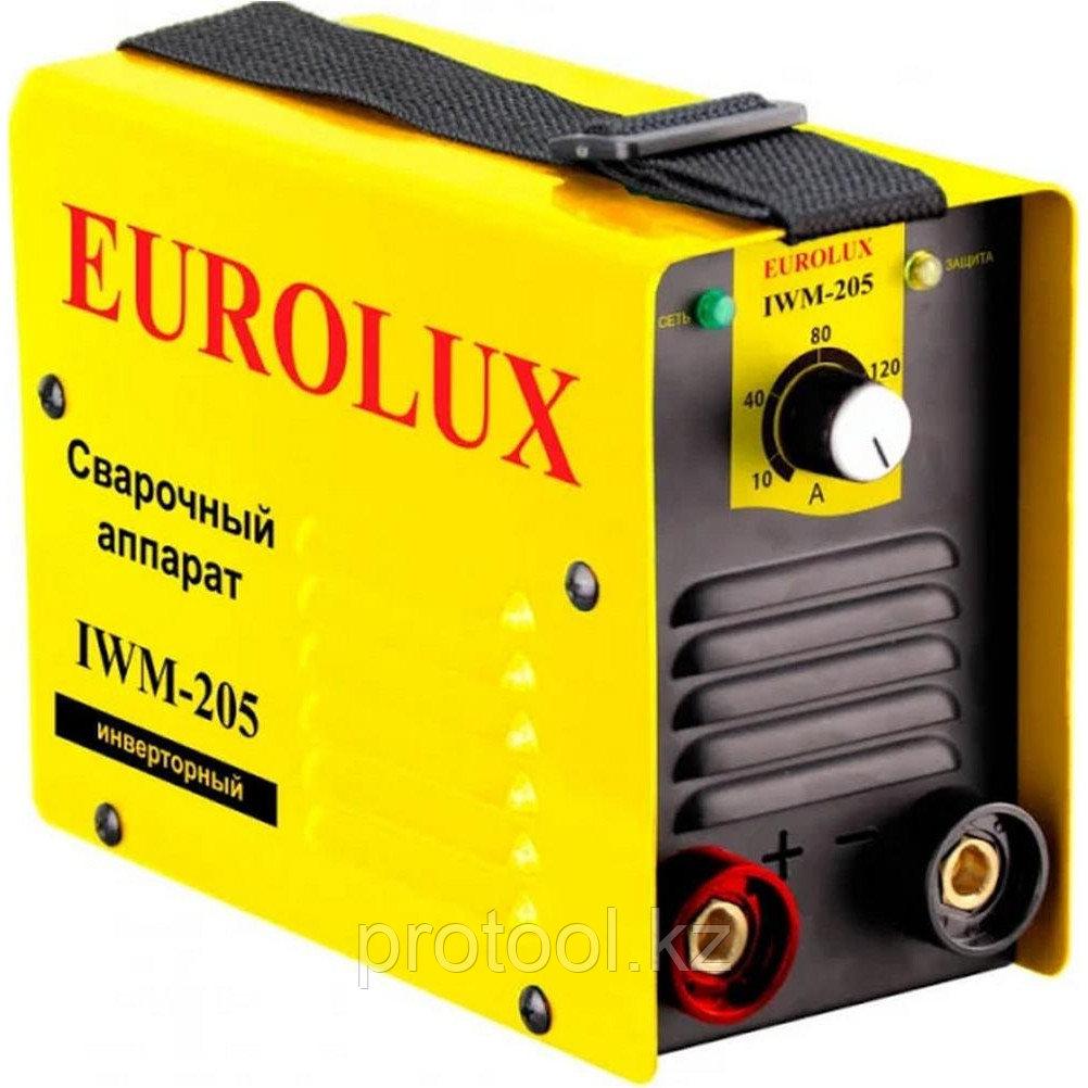 Сварочный аппарат  инверторный  IWM205 Eurolux