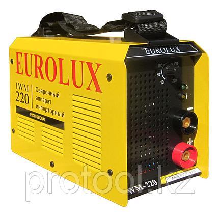Сварочный аппарат  инверторный  IWM250 Eurolux, фото 2