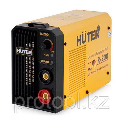 Сварочный аппарат инверторный R-200 Huter, фото 2