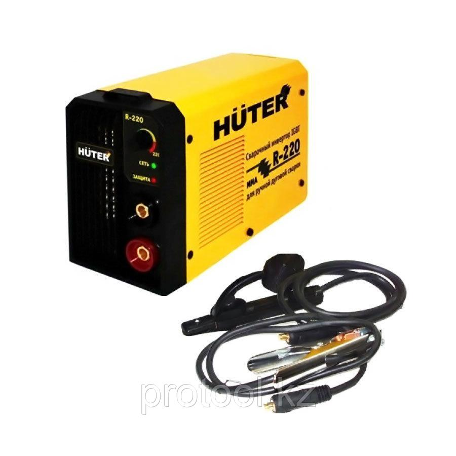 Сварочный аппарат инверторный R-220 Huter