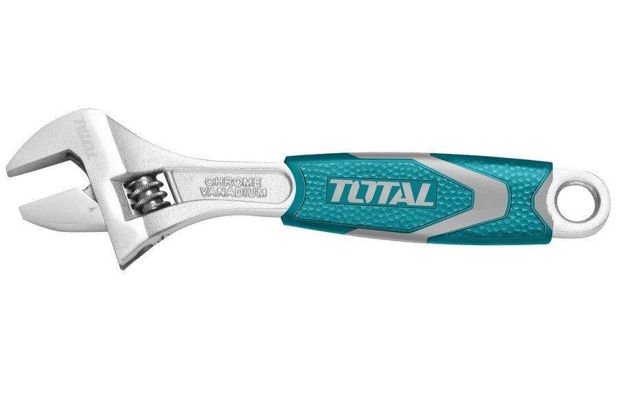 Ключ разводной 250мм, Cr-V Total (THT101106)