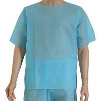 Медицинская одноразовая рубашка