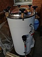 Стерилизатор паровой ВК-75-01 (ТЗМОИ-Тюмень) 2012 г.в