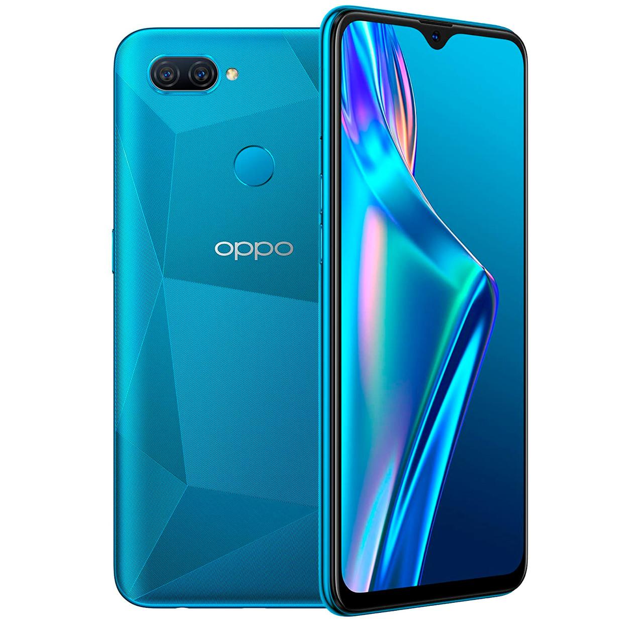Смартфон OPPO A12 32Gb blue
