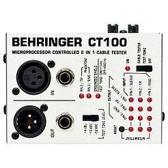 Кабель-тестер Behringer CT100
