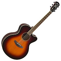 Электро-акустическая гитара Yamaha CPX600 OVS