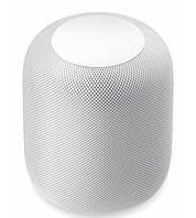 Apple Homepod White, Silver (белый, серебристый) MQHV2 / Умная беспроводная колонка / Смарт динамик