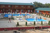 Зона отдыха Sunny day Капчагай бассейн