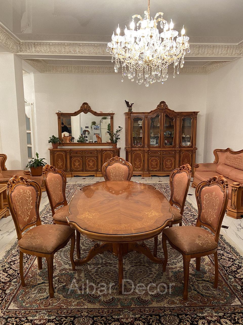 Элитная антикварная румынская мебель - фото 1