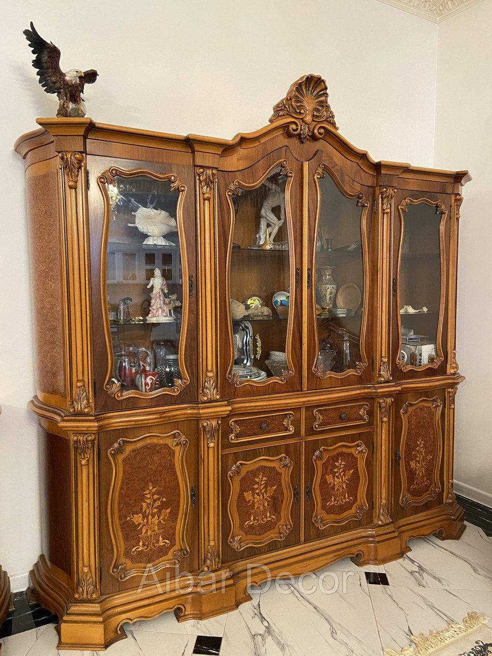 Элитная антикварная румынская мебель - фото 2