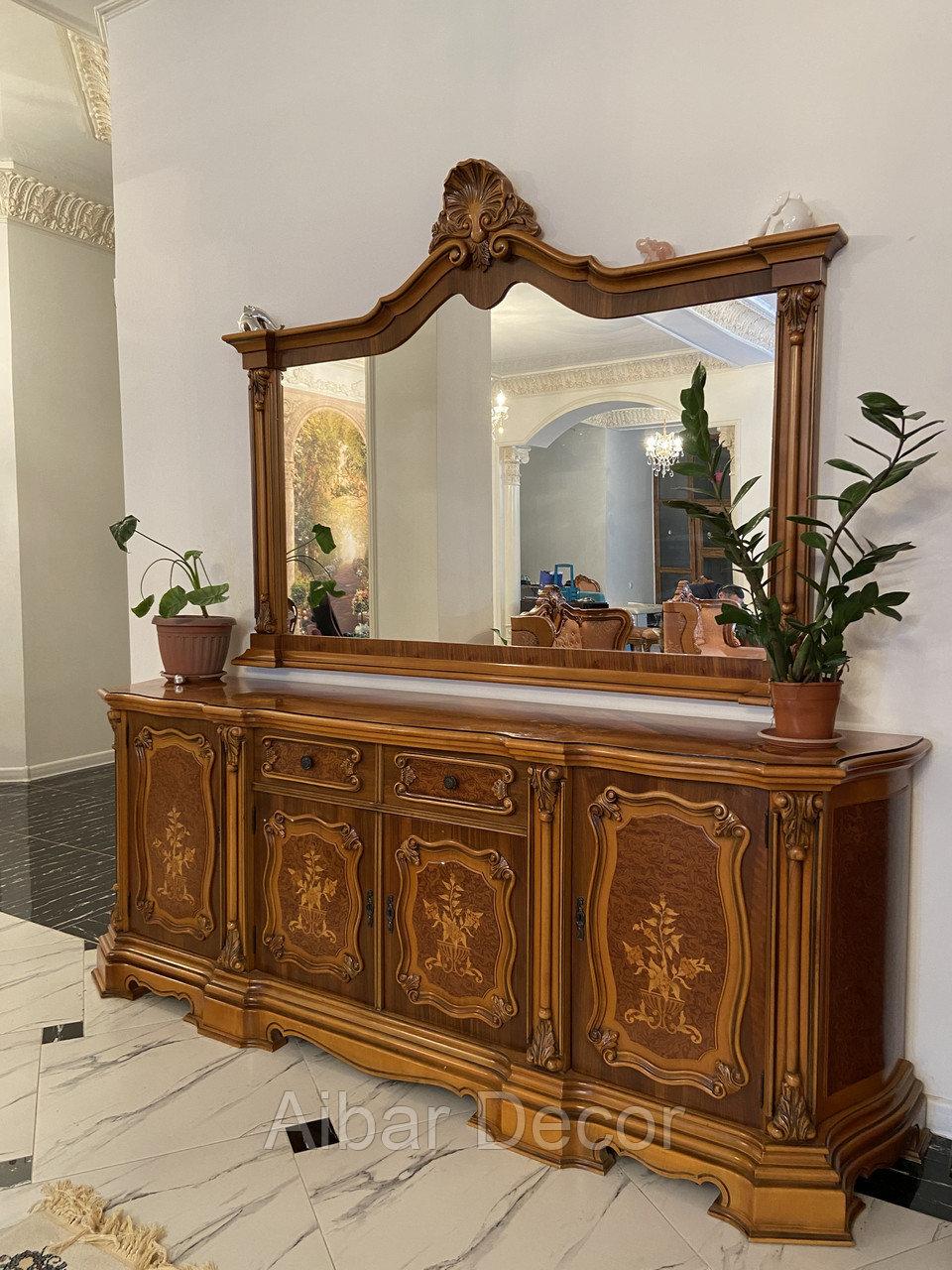 Элитная антикварная румынская мебель - фото 3