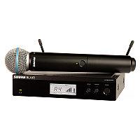 Радиосистема Shure BLX24RE/B58-K3E