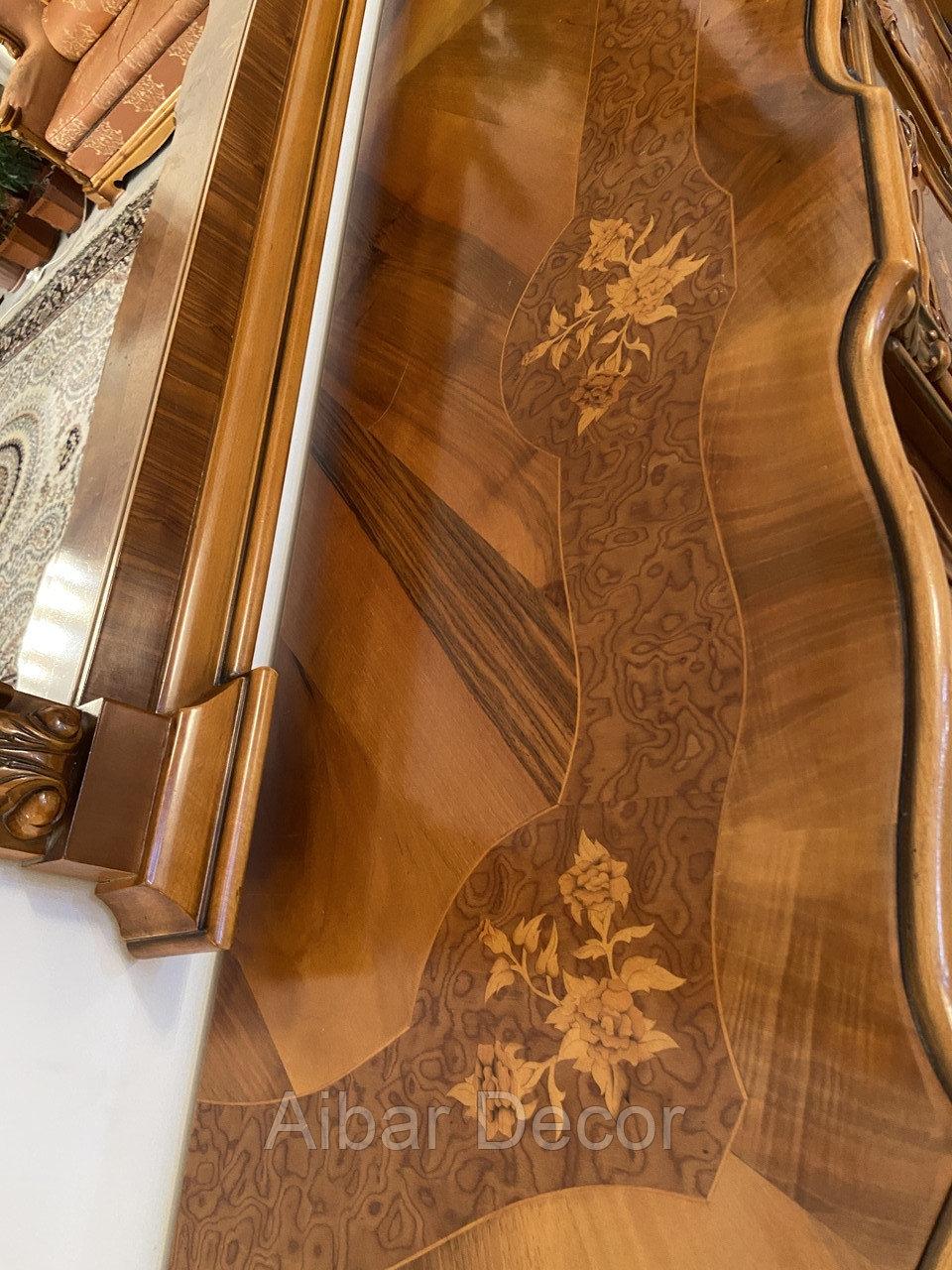 Элитная антикварная румынская мебель - фото 5