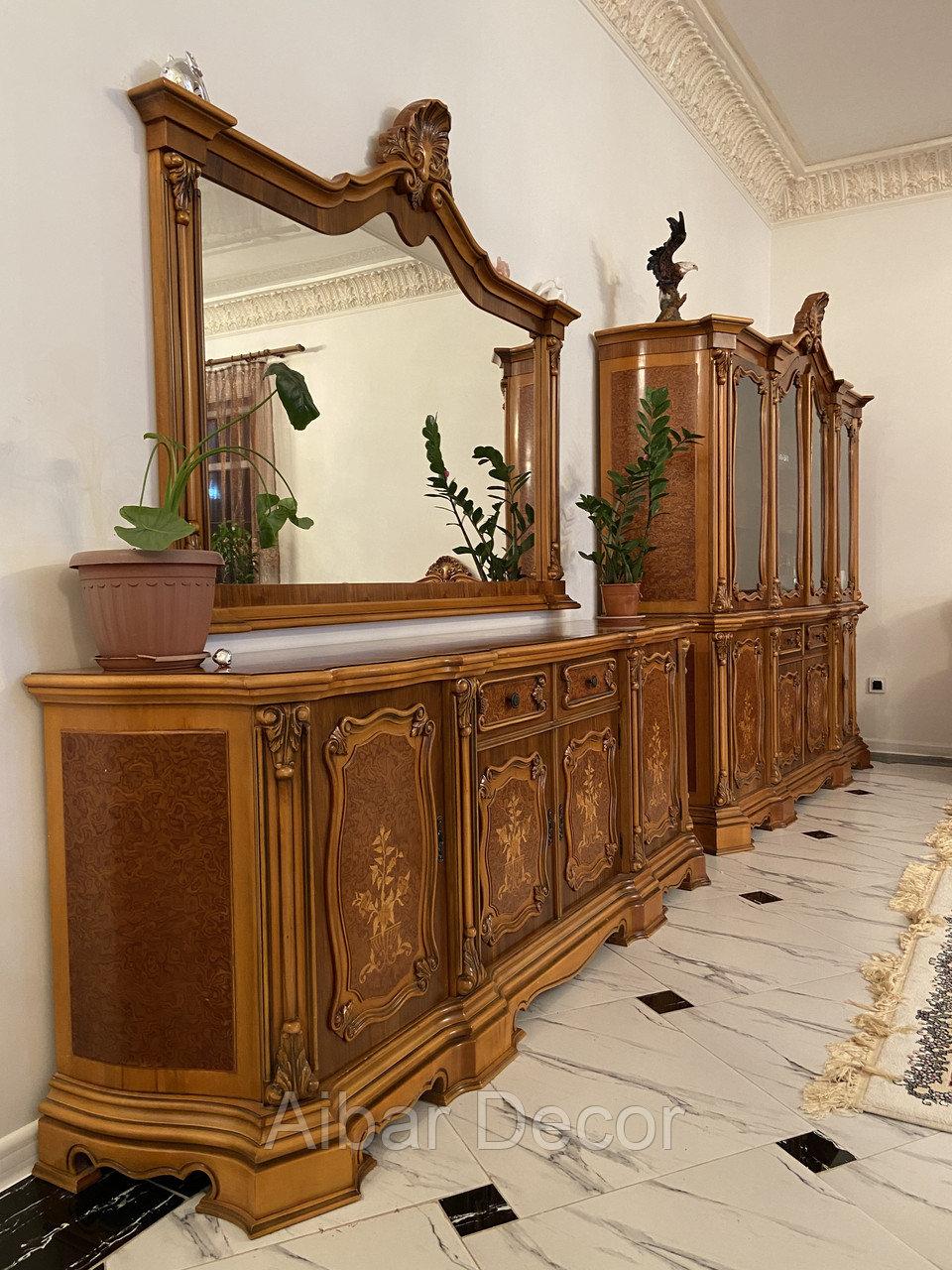 Элитная антикварная румынская мебель - фото 6