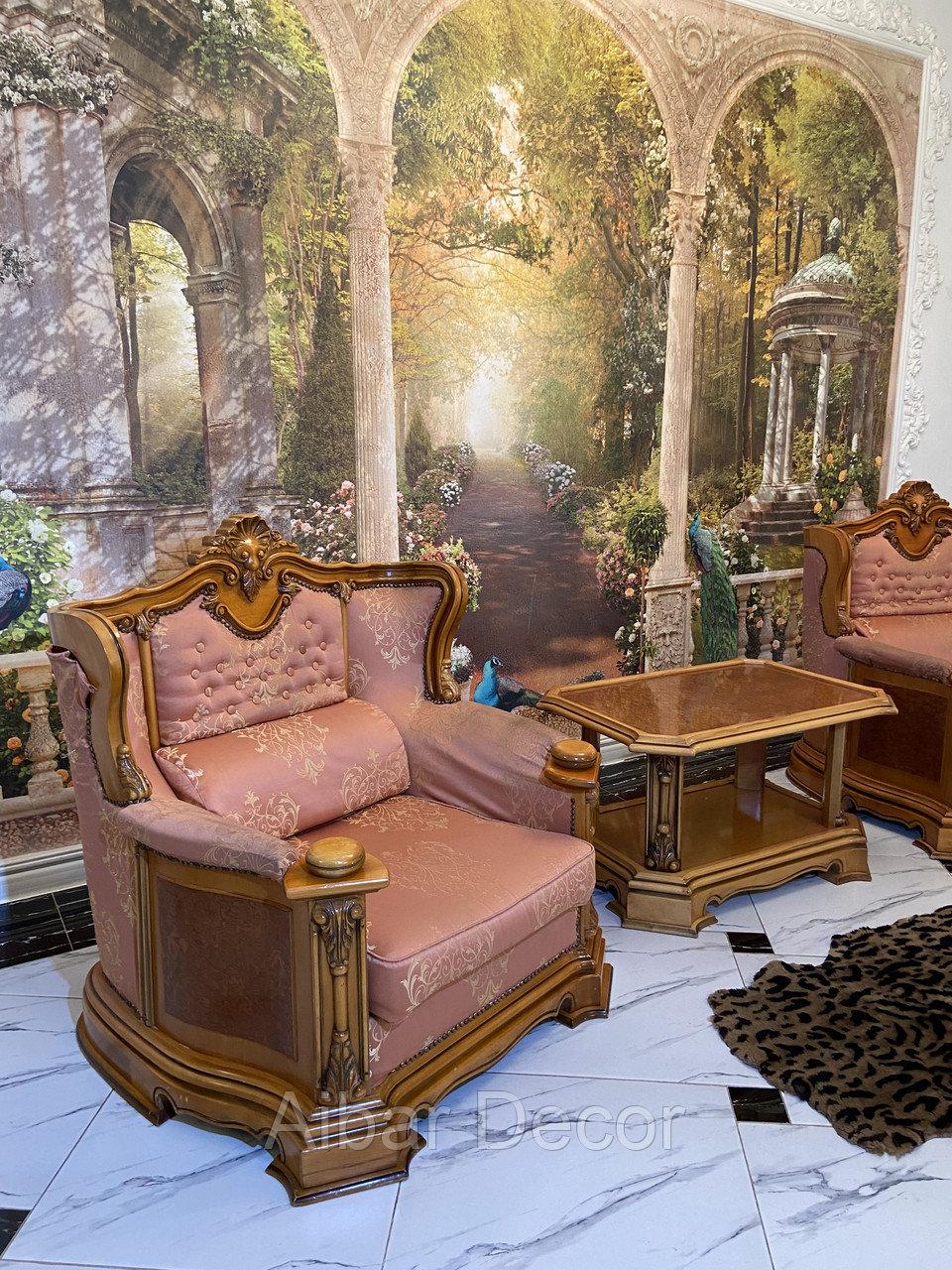 Элитная антикварная румынская мебель - фото 7