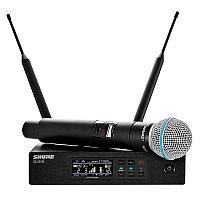 Радиосистема Shure QLXD24E/B58-K51