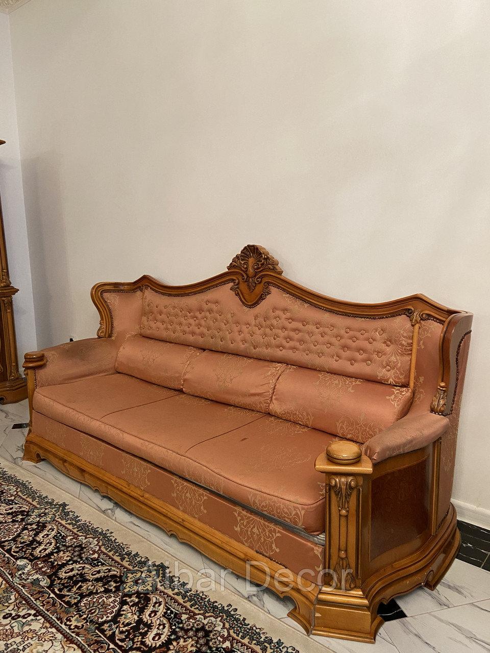 Элитная антикварная румынская мебель - фото 8